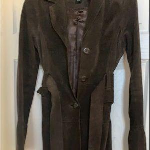 Arden B Jackets & Coats - Suede Jacket